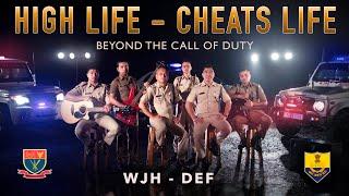 High Life - Cheats Life | West Jaintia Hills Police | Music Video | Jowai