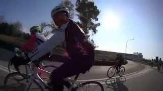 preview picture of video 'Passeggiata in bici nella Reggia di Caserta e Caserta vecchia ...'