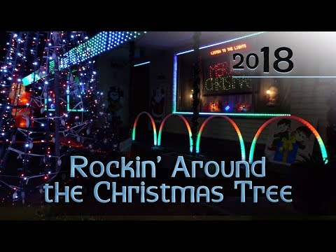 ryanschristmaslights - Rockin' Around the Christmas Tree