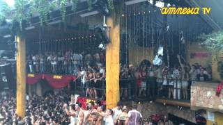 Amnesia Ibiza El Cierre 2012 Closing Party The Last Party