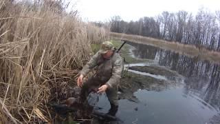 Плотик для ловли ондатры