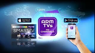 AMR TVs - 8 channels