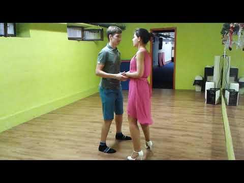Kubai salsa páros kategória 3.hely a 2015-ös COPA versenyen