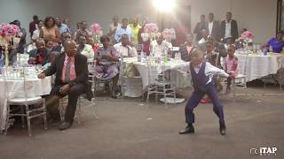 """Young boy dances to Baba Harare's """"The Reason Why"""""""