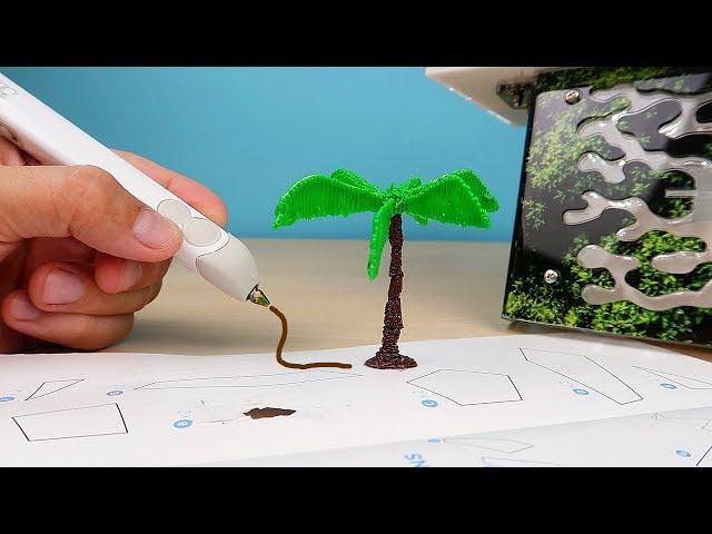 3D-Ручка 3Doodler Create Plus  Для Професійного Користування - Біла