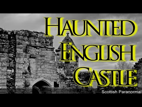 Haunted Castle In England: ITC Audio Captures