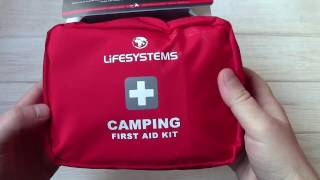 Аптечка Lifesystems Camping First Aid Kit.