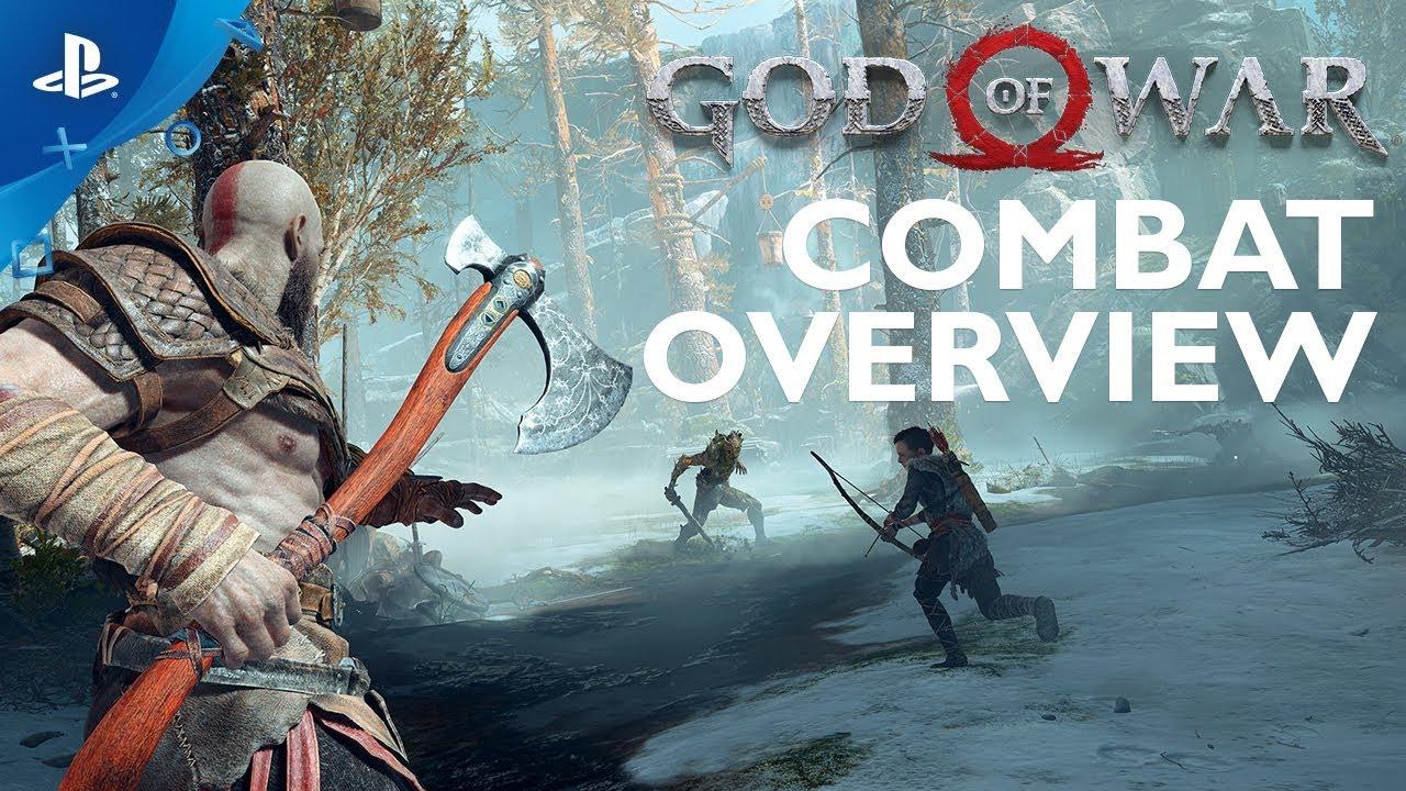 God of War: Primeiras Impressões