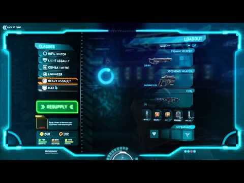 Gameplay z gry PlanetSide 2 / CD-Action