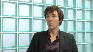Benedict Cumberbatch - Sherlock and Watson