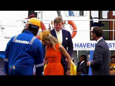 &#039;Dia di Bandera&#039; (dag van de vlag).<br /> Bezoek koning Willem Alexander en Koningin M&aacute;xima<br /> Cura&ccedil;ao 1 &amp; 2 juli