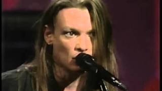 Chris Whitley Poison Girl on the Tonight Show