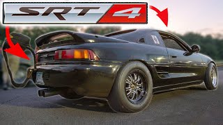 SRT4 Powered Toyota, 2JZ Fox, and 62 Others!