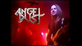 ANGEL DUST - LIVE - Bleed - Heidelberg - Underground (2000)