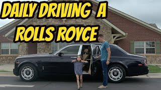 Here's Everything I Love About the Cheapest Rolls Royce Phantom (And Everything I Hate)