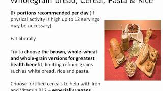 A Healthy Vegetarian Diet