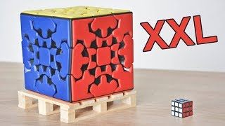 ¡EL CUBO DE ENGRANAJES MÁS GRANDE DEL MUNDO! | Unboxing #253