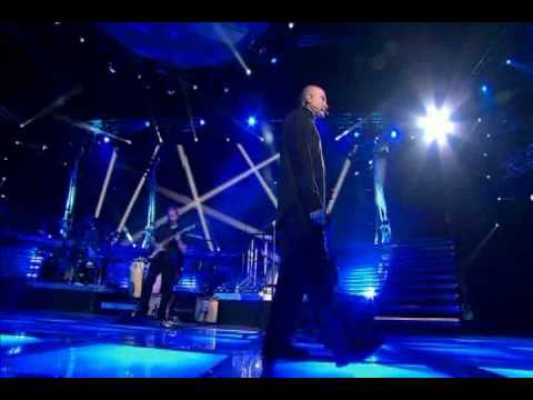 "Phil Collins, ""In the air tonight"" (First Farewell Tour)"