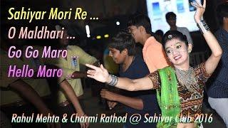 Sahiyar Mori Re 2016 Best Dandiya Day 05 By Rahul Mehta, Charmi Rathod