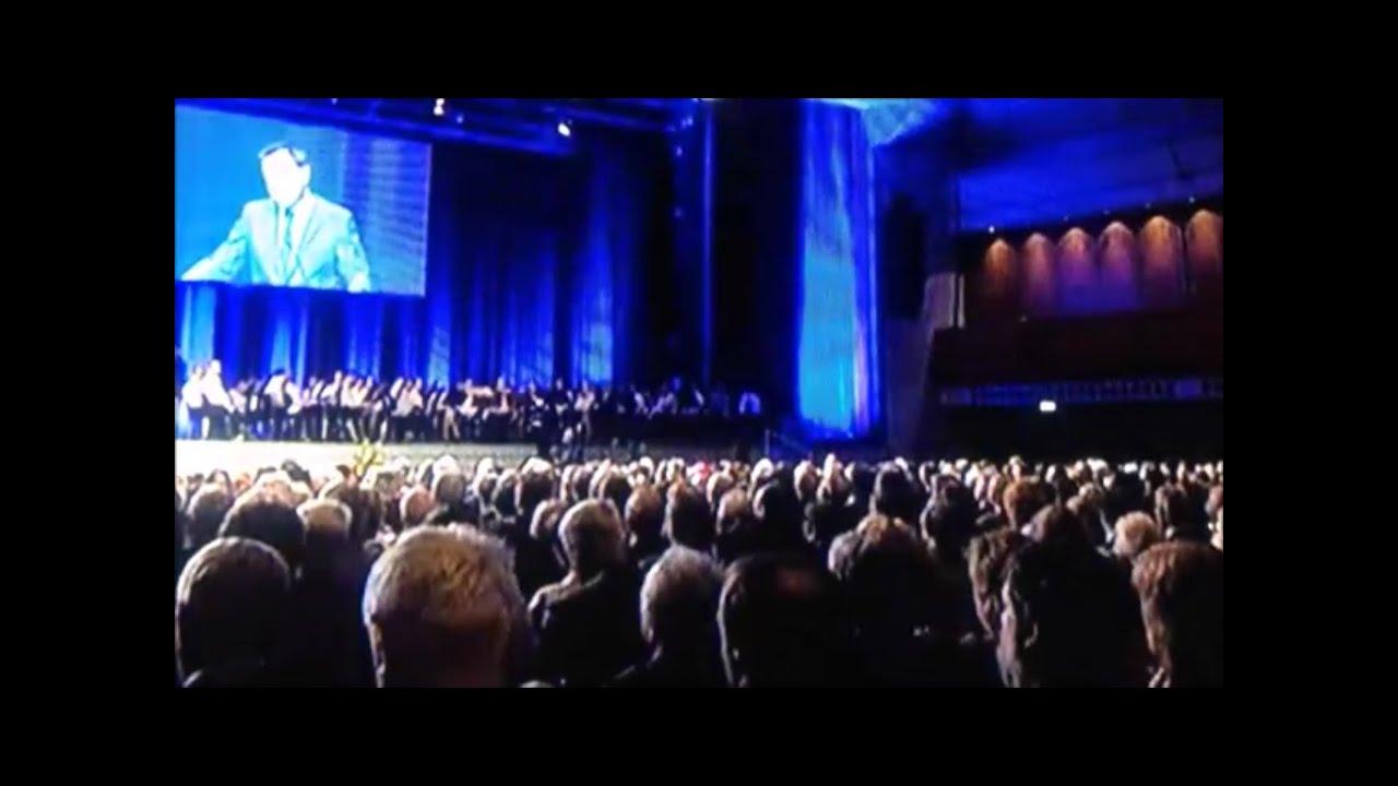 Prof. Dr. Thomas Söding beim Festakt zum 80. Geburtstag und Abschied von Kardinal Karl Lehmann