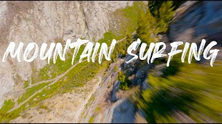 This is FPV Mountain Surfing Vol. 2
