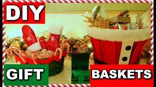 DIY Christmas Gift Baskets 2018 | NikkiBeautyBliss