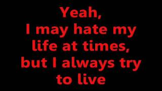 Youth Brigade - I Hate My Life (Lyrics)