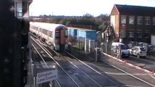 preview picture of video '375702 & 375601 Pass Gillingham Depot'