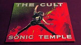 Винил: Такой Неторопливый Тяжелый Легкий Рок или The Cult 1989 Sonic Temple