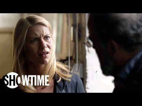 Homeland 5.09 (Clip 'She Wanted Me Dead')