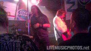 Inch75 - Fractured (Taproot cover) - LIVE in Cedar Rapids, Iowa