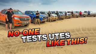 2020 4WD UTE COMPARISON! 8 utes torture tested – SHOCK winner! Industry experts expose the truth