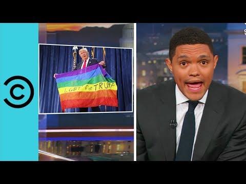 Trumpův zákaz transgender osob v armádě