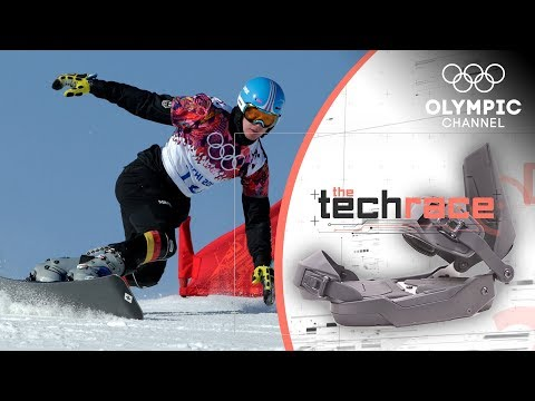 This smart Snowboard improves Balance and Speed | The Tech Race