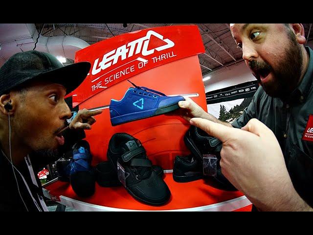 Видео Велосипедные туфли Leatt Shoe DBX 2.0 Flat (Onyx)