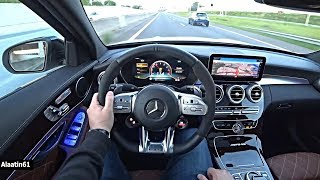 The New 20192020 MERCEDES C63 AMG S TEST DRIVE