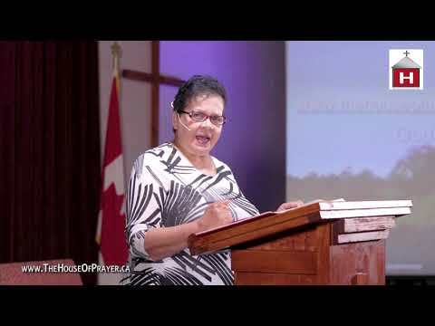 """Jesus is coming to the church before He comes for the church Part 2"" with Pastor Jean Tracey"