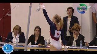 Andreea Ciurusniuc - Uneven bars | Romanian Gymnastics Championships 2018 | ᴴᴰ