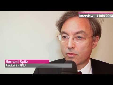 Interview : Bernard Spitz propose une alternative à la résiliation des contrats d'assurance