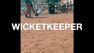 "Wicketkeeper – ""The Side"""