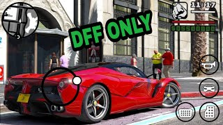 gta sa android car mod pack dff only - TH-Clip