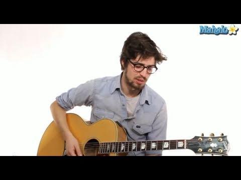 How to Arpeggiate Guitar Chords (Chord Tone)