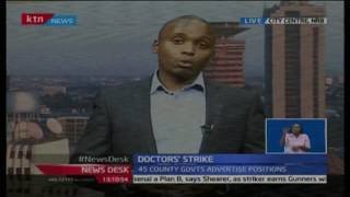 Doctors' strike enter fourth week; Patience opt to seek treatment elsewhere 28/12/2016