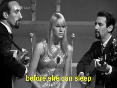 Blowin' in the Wind (1963) (Song) by Peter, Paul and Mary