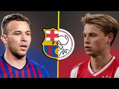 Frenkie de Jong VS Arthur Melo - Who Is The Best Midfielder? - 2019