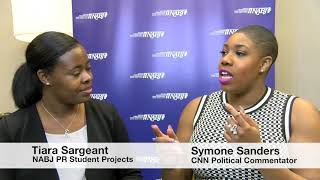 NABJ17: Symone Sanders on Black Millennials and the Media