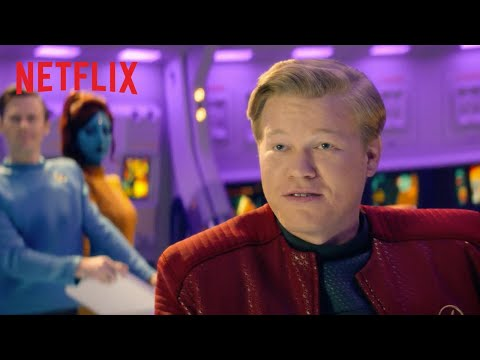 Black Mirror - U.S.S. Callister | Resmi Fragman [HD] | Netflix