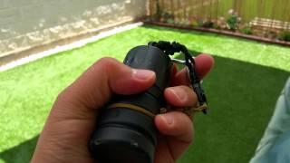 Prueba de granada Kimera - Fail