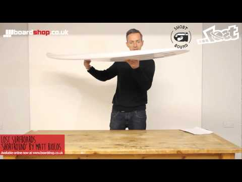 Lost Surfboards Short Round Surfboard Review