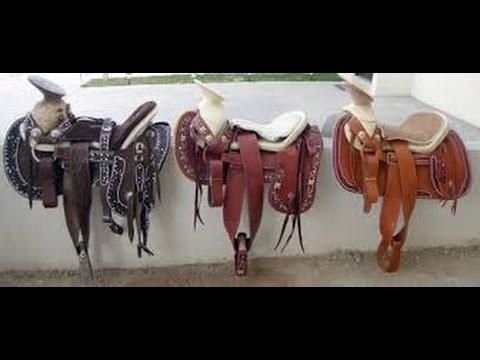 Cómo Fabricar Sillas de Montar a Caballo - TvAgro por Juan Gonzalo Angel